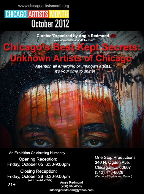 Chicago's Best Kept Secrets: Unknown Artists of Chicago