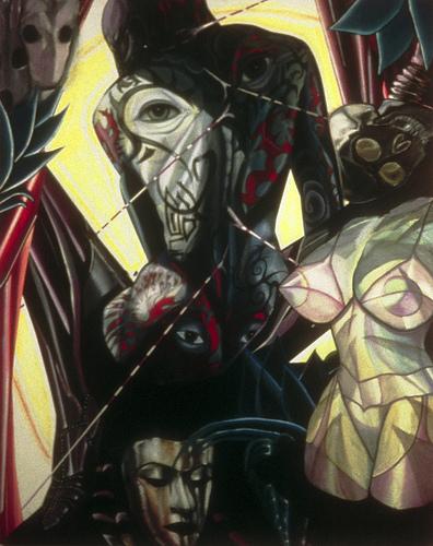 Paul Lamantia Blood Love, 1993