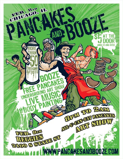 2013 PancakesANDBooze