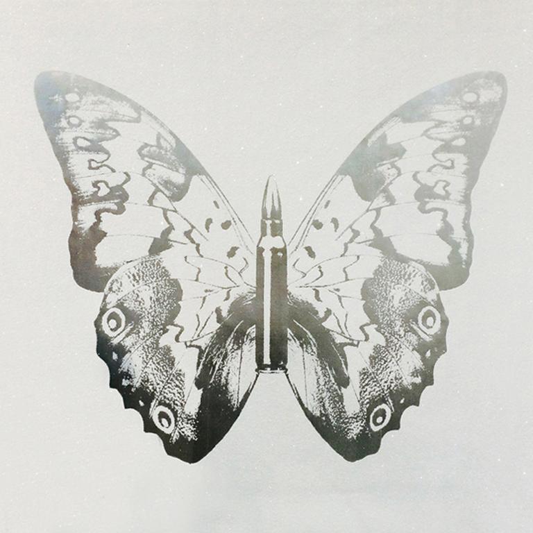 RR Silver Butterfly on wht II copy