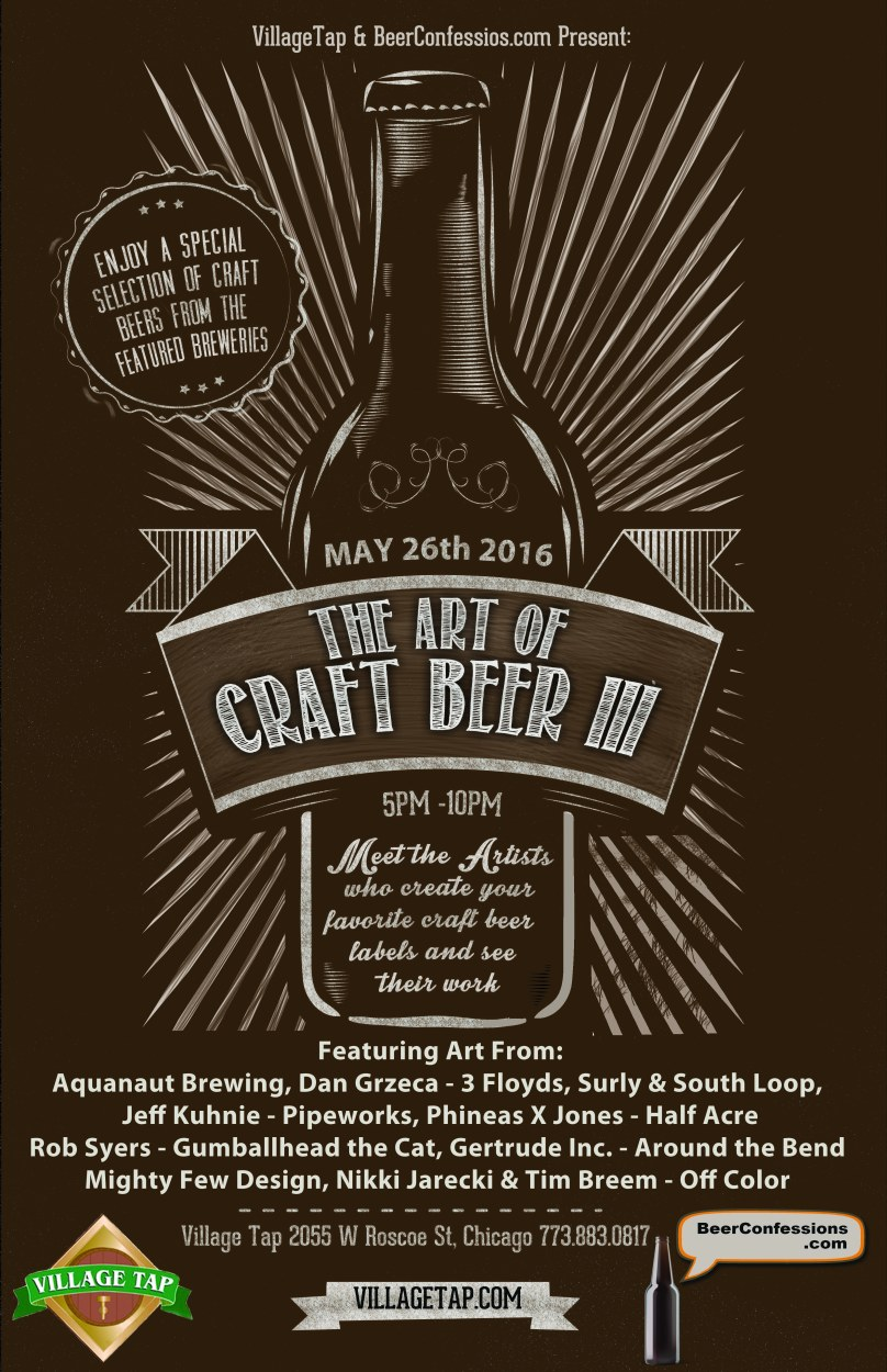 Art of Craft Beer 2016 Med