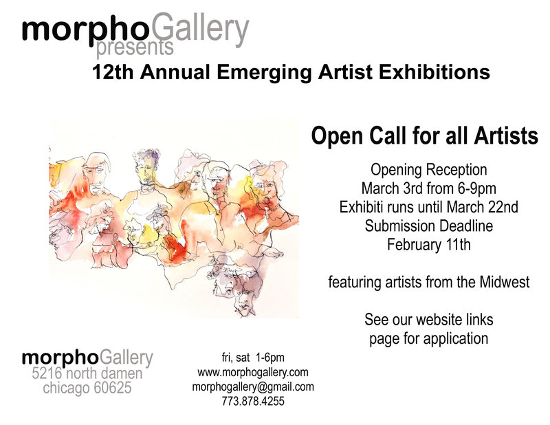 Call for Artists | Art World Chicago