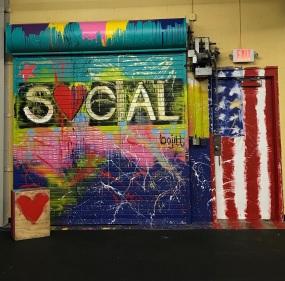 SOCIAL - mural